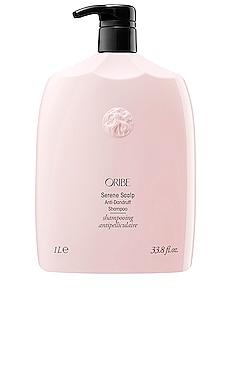 Serene Scalp Anti-Dandruff Shampoo Liter Oribe $147
