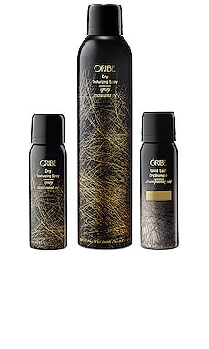 SET DE REGALO PARA EL PELO DRY STYLING COLLECTION Oribe $75