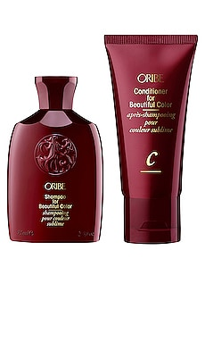 SET DE REGALO PARA EL PELO BEAUTIFUL COLOR TRAVEL SET Oribe $25
