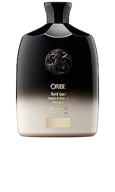Gold Lust Repair & Restore Shampoo Oribe $49 BEST SELLER