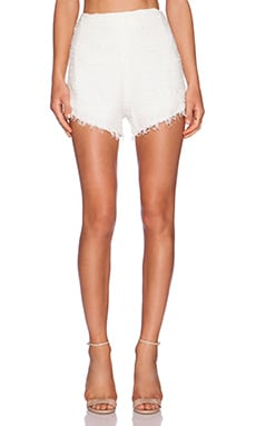 OSKLEN Rustic Short in Off White