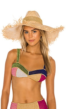 Saint Tropez Hat Oseree $175