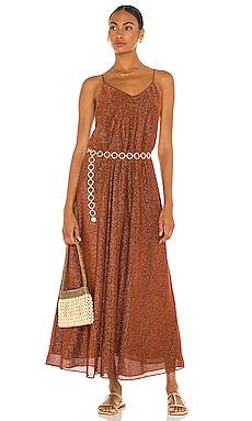 Lumiere Long Dress Oseree $230