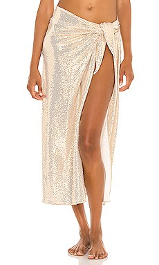 Disco Skirt Oseree $205
