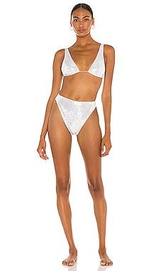 Disco 90s Bikini Set Oseree $270