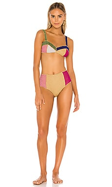 Colore Bra Bikini Set Oseree $340 Collections