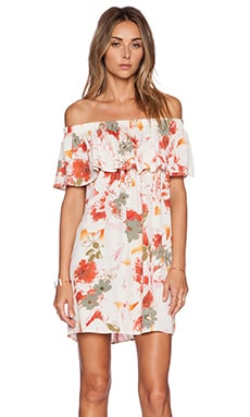 Otis & Maclain Senorita Dress in Floral