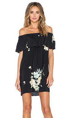 Otis & Maclain Senorita Mini Dress in Chiyo Floral