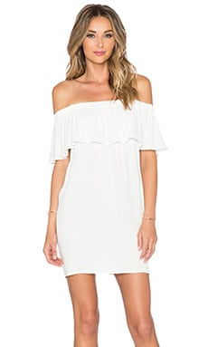 Otis & Maclain Senorita Dress in White