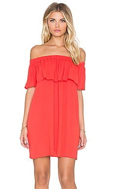 Otis & Maclain Senorita Dress in Poppy