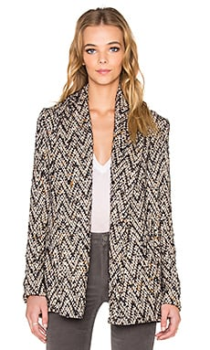 Otis & Maclain Native Jacket in Zig Zag