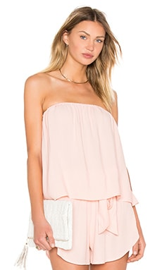 Otis & Maclain Sybil Top in Mauve Pink