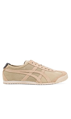 Onitsuka Tiger Platinum Mexico 66 in Sand Sand