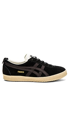 Onitsuka Tiger Platinum Mexico Delegation in Black & Black