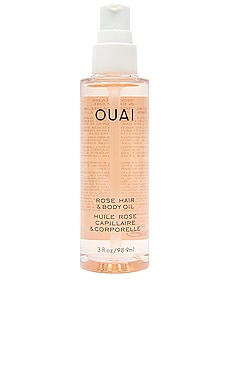 Rose Hair & Body Oil OUAI $32