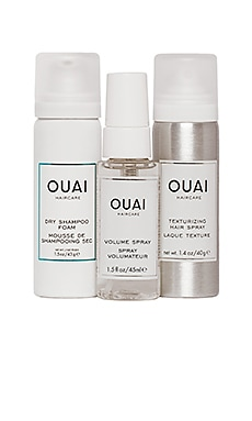 KIT SOIN DES CHEVEUX ALL THE OUAI UP OUAI $25