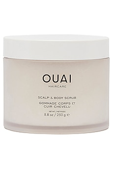 Scalp & Body Scrub OUAI $38 BEST SELLER