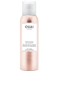 Hair & Body Shine Mist OUAI $32 BEST SELLER