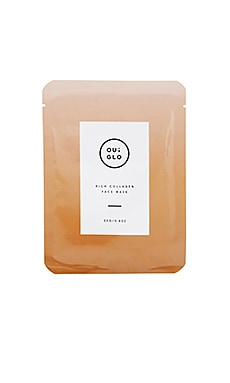 Rich Collagen Face Mask 12 Pack OUiGLO $21