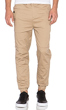 ourCASTE Brody Chino in Tan