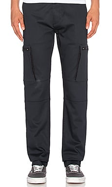 ourCASTE Spartan Pant in Black