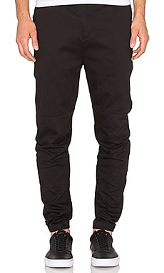 ourCASTE Brody Jogger in Black