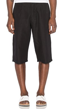 Our Legacy Buco Shorts in Black