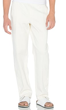 Our Legacy Track Pant Scuba in White