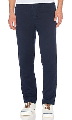 OUTERKNOWN Touring Pant in Deep Navy