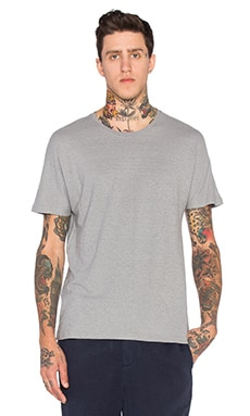 OUTERKNOWN Tee in Tarmac Grey