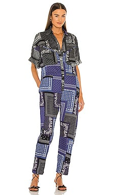 Lolina Jumpsuit OVERLOVER $585 Collections