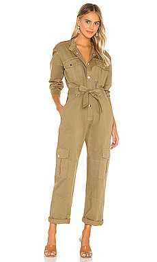 Mulholland Jumpsuit OVERLOVER $154 (FINAL SALE) Collections