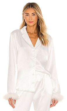 Sky Feather Shirt OW Intimates $110