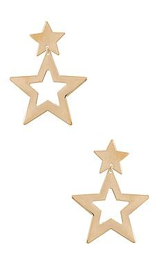 Super Star Earrings Paradigm $44 (FINAL SALE)