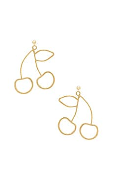 Cherry Earrings Paradigm $114