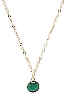 Фото - Ожерелье nova - Paradigm цвет металлический золотой
