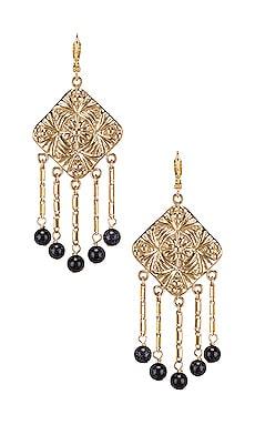 Baroque Coin Earrings Paradigm $48 (FINAL SALE)