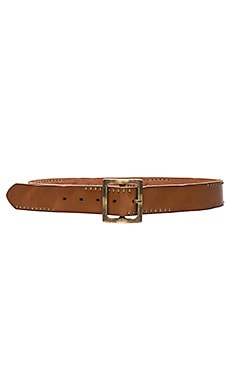 Paige Denim Jenine Belt in Tan