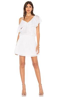 Фото - Платье cecelia - PAIGE белого цвета