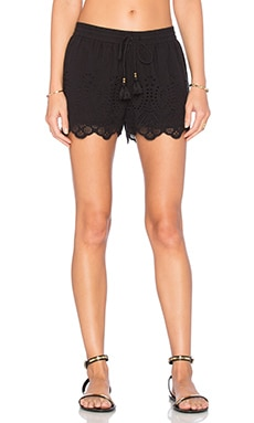 Paige Denim Paxton Short in Black