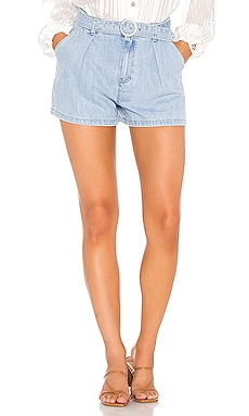 Ruthie Pleated Short PAIGE $117