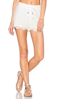 Paige Denim Paxton Short in White