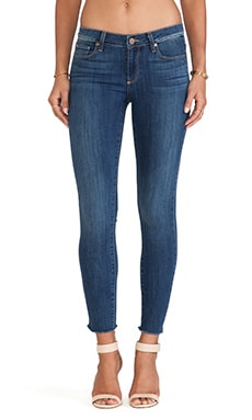 Paige Denim Verdugo Ankle Skinny in Orson
