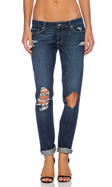 Paige Denim Jimmy Jimmy Skinny in Connor Destructed