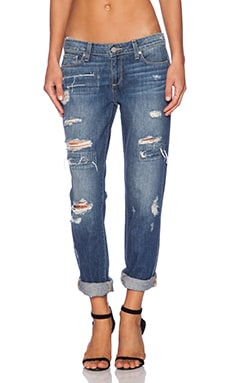 Paige Denim Jimmy Jimmy Skinny in Willa Destructed