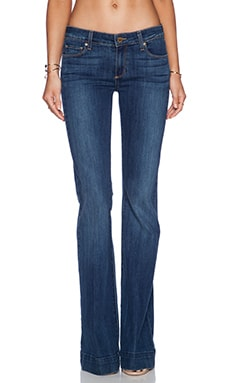 Paige Denim Fiona Flare in Orson