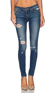 Paige Denim Verdugo Ultra Skinny in Danica Destructed