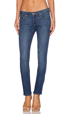 Paige Denim Skyline Ankle Peg in Ringo