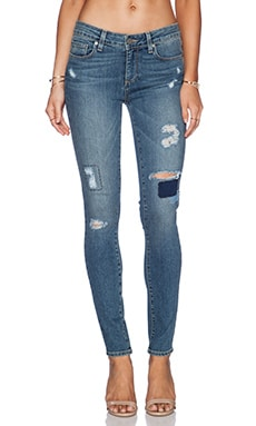 Paige Denim Verdugo Ultra Skinny in Dazeley Destructed