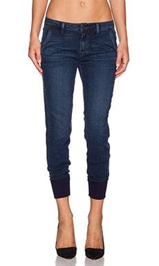 Paige Denim Willis Jogger in Gage